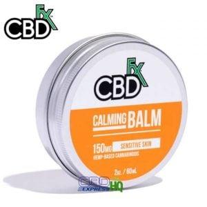 CBDfx CBD Calming Balm 150mg