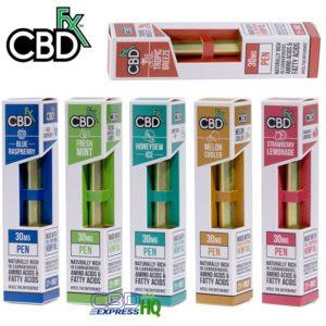 CBDfx CBD Vape Pens Build Your Own Bundle