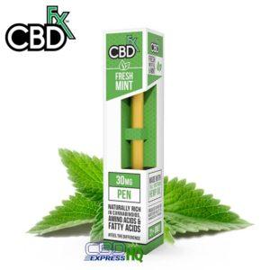 CBDfx CBD Vape Pen Fresh Mint 30mg