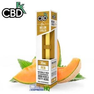 CBDfx CBD Vape Pen Melon Cooler 30mg