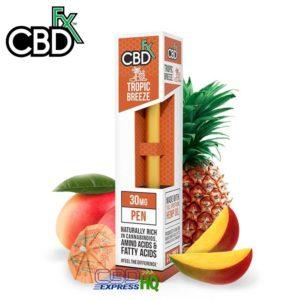CBDfx CBD Vape Pen Tropic Breeze 30mg