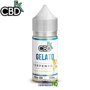 CBDfx CBD Terpenes Gelato
