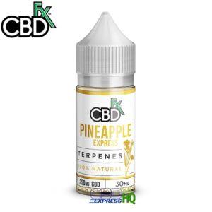 CBDfx CBD Terpenes Pineapple Express