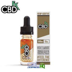 CBDfx CBD Oil Vape Additive 300mg Single