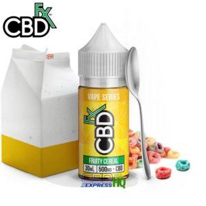 CBDfx CBD Vape Juice Fruity Cereal